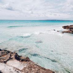 Formentera, Ibiza via @jimsandkittys
