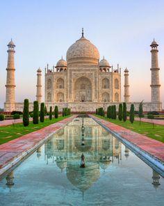 Las maravillas de la India y Asia.