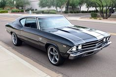 '69 Chevrolet Chevelle SS396..Re-pin brought to you by #CarInsuranceagents at #HouseofInsurance in #EugeneOregon