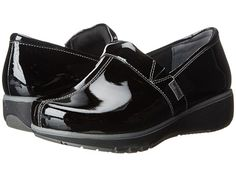 SoftWalk Meredith Black Patent Leather - Zappos.com Free Shipping BOTH Ways