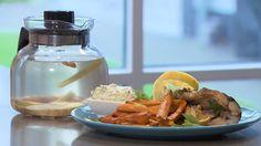 Makreel van patat van zoete aardappel (155)