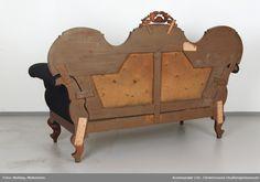 Form: Biedermeyer, sein Lion Sculpture, Sofa, Statue, Art, Art Background, Settee, Kunst, Couch, Performing Arts