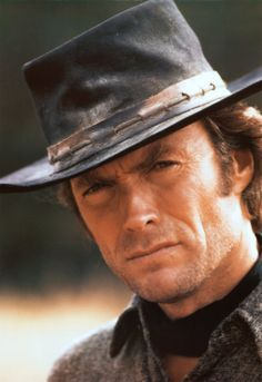 Clint Eastwood as Rowdy Yeats (Raw Hide) Oh man, I grew up loving this man!