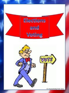 Elections and Voting worksheet