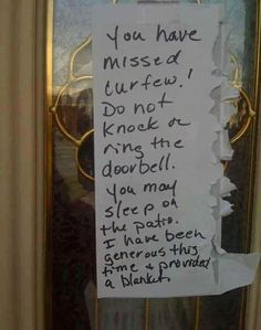 They're harsh but fair. | 20 Reasons Your Parents Are The Absolute Greatest