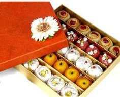 Assorted Mithai  One kg. assorted sweets from the best sweets shop in town.florist in noida offers express delivery of this product.