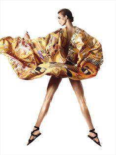 Karlie Kloss for Harper's Bazaar Spain