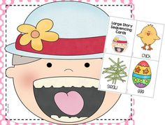 Simply Speech: There Wan an Old Lady Who Swallowed a Chick {With a FREEBIE!}