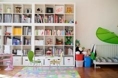 Living Room toy Storage Furniture New the World S Most Popular Bookcase Best Uses Of the Ikea Ikea Kids Storage, Playroom Organization, Toy Storage, Ikea Playroom, Playroom Ideas, Organized Playroom, Organized Bathroom, Playroom Furniture, Basement Storage