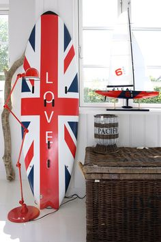 ♡ - british surfing!