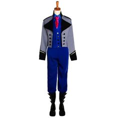 Hans Costume for Adults
