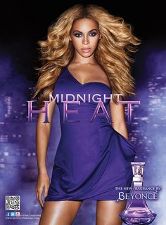 Pop diva Beyonce launched her first perfume Heat in After the original, Heat Ultimate Elixir and Heat Rush also appeared on the market. In Beyonce launches the latest, more sensual than th. Shakira, Britney Spears, Giorgio Armani, Hugo Boss, Perfume Adverts, Peplum Dress, Bodycon Dress, Celebrity Perfume, Beyonce And Jay Z
