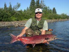 Salmon Fishing in Idaho http://www.zimbio.com/Newfoundland/articles/segSv3jNb6L/Salmon+Fishing+Boating+Holidays+Canada