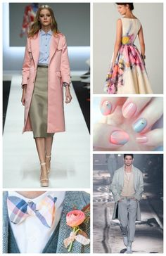 Pantone Colors of the Year 2016 Rose Quartz & Serenity | KitchAnn Style
