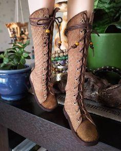 ★ Nymphodisiac Dolls Atelier ★ Smart Doll leather boots
