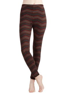 Stratigraphy Standout Leggings, #ModCloth