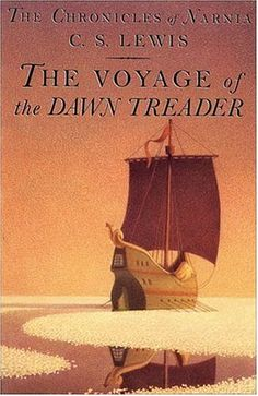 The Voyage of the Dawn Treader (Chronicles of Narnia, book by C S Lewis - book cover, description, publication history. I Love Books, Great Books, Books To Read, Amazing Books, Chronicles Of Narnia Books, Art Viewer, Cinema, Cs Lewis, So Little Time