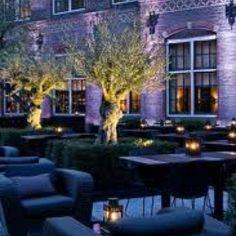 Restaurant of College Hotel Amsterdam