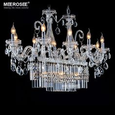 81478_02 Baccarat Chandelier, Edison Bulb Chandelier, Wine Bottle Chandelier, Flush Mount Chandelier, Crystal Chandelier Lighting, Ceiling Lamp, Ceiling Lights, Victorian Rooms, Light Decorations