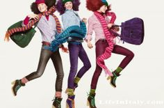 Italian Women's Fashion: Benetton