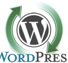 Wordpress logo, Wordpress icon