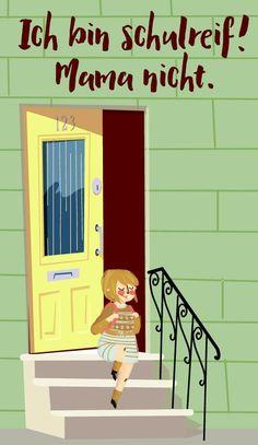 Der erste Schultag ist auch für Eltern nicht leicht. Das hat viel mit Loslassen zu tun. Ein Erfahrungsbericht. (iStock/vision net)