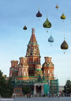 russia famous landmarks | Russian Rapture