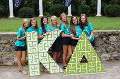 Letters from Gamma Delta at East Tennessee State