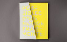 Editorial Layout, Editorial Design, Design Graphique, Brochure Design, Book Design, Book Art, Typography, Design Inspiration, Branding