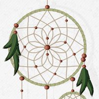 How to Create a Vector Dream Catcher with Brushes in Adobe Illustrator