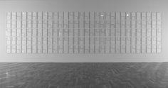 Isaura Pena - '150 Partes', 2007 / Nanquim sobre papel / 37,5 x 21 cm (cada) - Museu de Arte da Pampulha / 2007
