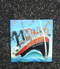 Book of the Week: The Circus Ship