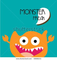 Google Image Result for http://image.shutterstock.com/display_pic_with_logo/541231/541231,1268816701,16/stock-vector-cute-little-monster-48886213.jpg