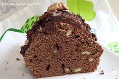 Постный шоколадно-ореховый кекс Очень вкусный шоколадный кекс, приятного чаепития! #едимдома #готовимдома #рецепты #кулинария #пост #выпечка #кекс #кчаю #домашняяеда