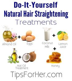 DIY-Natural-Hair-Straightening-Treatments