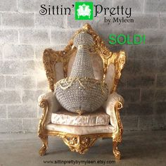 """SOLD* Antique French Extra Large XL Brass Empire Basket Chandelier Vintage Bowl Design 44""""H x 24""""D *Only 1 Available* by SittinPrettyByMyleen on Etsy https://www.etsy.com/listing/241287421/sold-antique-french-extra-large-xl-brass"""