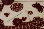 Study & learn all you can about Irish Crochet from many sources.