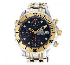 Used and Certified Omega Seamaster 3780504 GRA15819