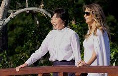 Melania Trump Plans to Preserve Michelle Obama's Vegetable Garden    http://time.com/4668035/melania-trump-michelle-obama-vegetable-garden/