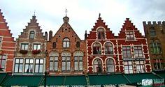 Bruges, descris prin 10 hashtaguri