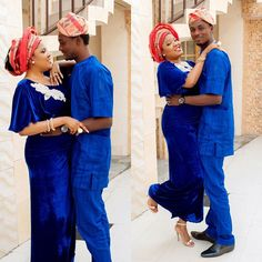 """""""We are Just Perfect in our Imperfections"""" Toyin Aimahku & Husband Stun in New Photos"""