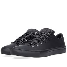 Diemme Marostica Low (Black Rubberised Leather)