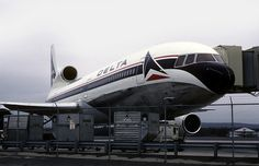 1089 Lockheed Tristar N713DA Delta Airlines Bradley International Airport by emdjt42, via Flickr - One of the greats