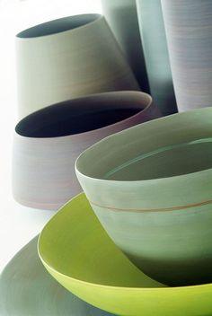 Ceramics  : Ceramics by Rina Menardi.  www.providehome.com