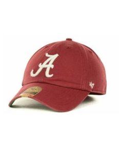 best website 0d42d 2be08  47 Brand Alabama Crimson Tide Franchise Cap - Red XL Alabama Hats, Alabama  Crimson. Macys.