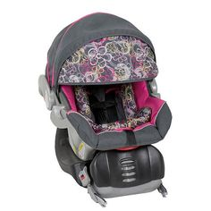 Baby Trend Flexloc Infant Car Seat - Daisy Reviews - http://babystrollers.everythingreviews.net/4062/baby-trend-flexloc-infant-car-seat-daisy-reviews.html