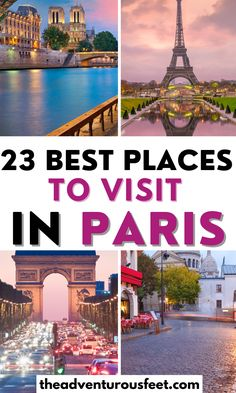 Planning a trip to the French Capital? Here are the best places in Paris that you should not miss.| Best places to visit in Paris| Paris best places to visit| top tourist attractions in paris| Paris bucket list| Bucket list things to do in Paris| things to do in Paris France| must do things in Paris| top attractions in paris| top Paris attractions| beautiful places in paris| what to do in Paris France| where to go in Paris France| must-visit places in Paris #theadventurousfeet