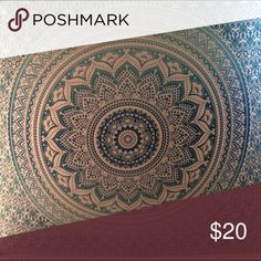 Wall tapestry Mandala style wall tapestry Other