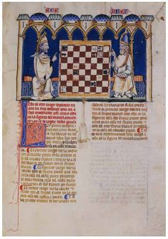 Alfonso X Book of Games. 83f