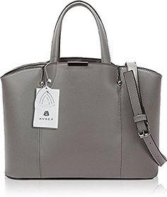 Avber Womens Western Style Pure Color Bucket Handbag Shoulder Bag Crossbody Bag Grey Avber http://www.amazon.com/dp/B00WQVZWF4/ref=cm_sw_r_pi_dp_ZPmJvb05S2J9R